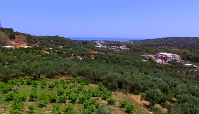 Plot of Land with sea & mountain views